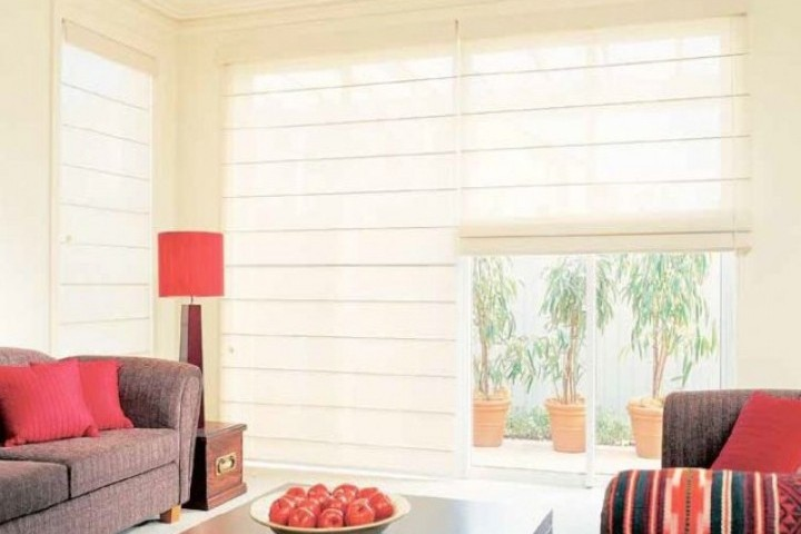 Brilliant Window Blinds Roman Blinds 720 480